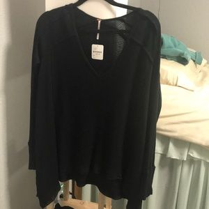 NWT Free people pacific thermal